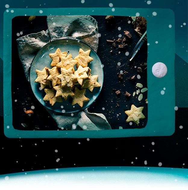 Fursecuri steluțe a la Moșu'